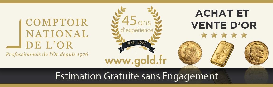 b7eeb4900eb Achat Or et Argent   Vente d Or - Rachat d Or - Cours et Prix de l Or
